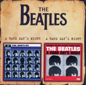 The Beatles - A Hard Day's Night / A Hard Day's Night (2000)