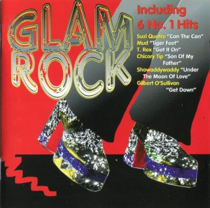 VA - Glam Rock (1993)