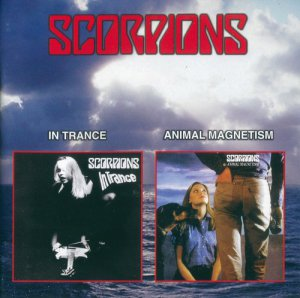 Scorpions - In Trance (1976) & Animal Magnetism (1980)