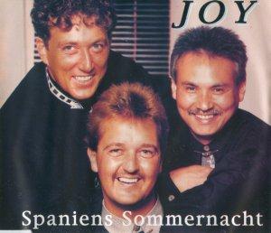 Joy - Spaniens Sommernacht (1997) Single