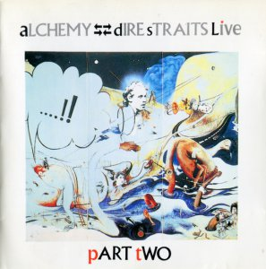 Dire Straits - Alchemy - Dire Straits Live Part Two