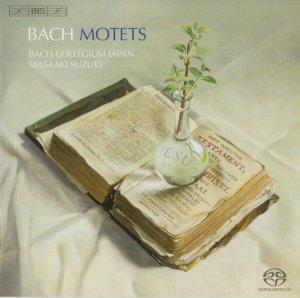 J.S.Bach - Motets (2010)
