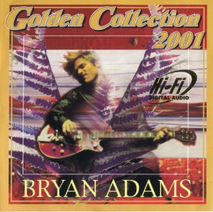 Bryan Adams - Golden Colllection (2002)