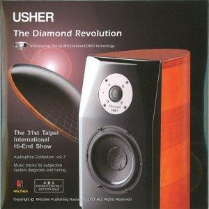 VA - Usher Audio The Diamond Revolution (2010)