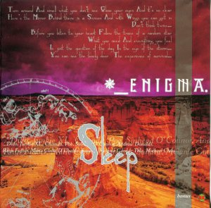 Conjure One (Enigma) - Sleep (2003)