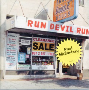 Paul McCartney - Run Devil Run (1999)