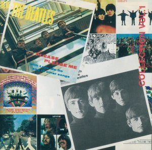 The Beatles - Collection Vol 1 - Please Please Me / With The Beatles (1994)