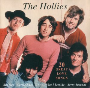 The Hollies - 20 Great Love Songs (1996)