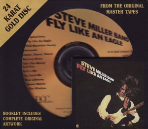 Steve Miller Band - Fly Like An Eagle (1976) [24 Kt Gold]
