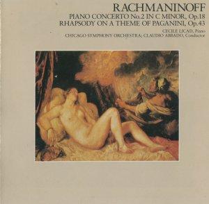 Chicago Symphony Orchestra - Rachmaninoff - Piano Concerto No.2 (1984)
