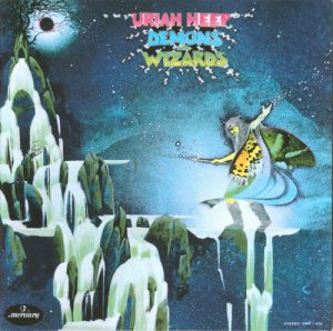 Uriah Heep - Demons And Wizads (1972)