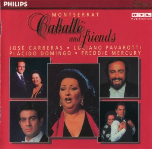 Montserrat Caballe - Caballe and Friends (1997)
