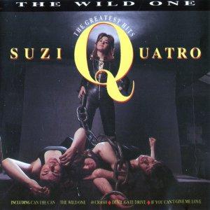 Suzi Quatro - The Wild One - The Greatest Hits (1990)