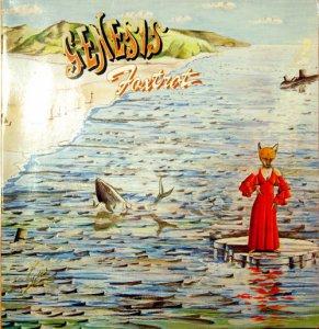 Genesis - Foxtrot (1972)  Vinyl Rip