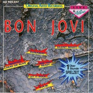 Bon Jovi - Live USA (1987)