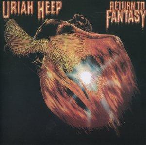 Uriah Heep - Return To Fantasy (1975)