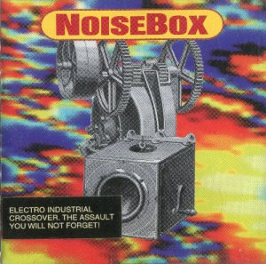 Noisebox - Monkey Ass (1995)