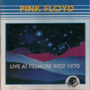 Pink Floyd - Live at Fillmore (1992)