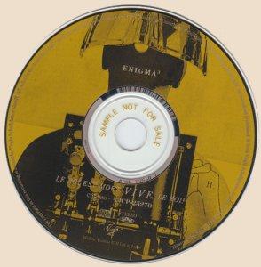 Enigma - Le Roi Est Mort, Vive le Roi! (1996)