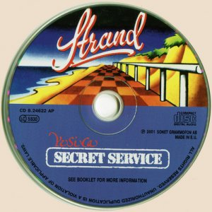 CD-Secret Service - Ye Si Ca (1981)