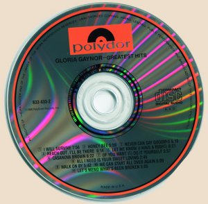Gloria Gaynor - Greatest Hits (1988)