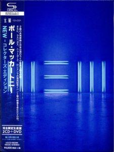 Paul McCartney - NEW (2014) SHM-CD
