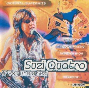If You Knew Suzi…