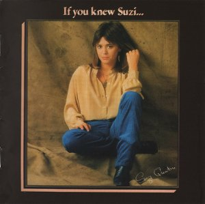 Suzi Quatro - If You Knew Suzi (2014)