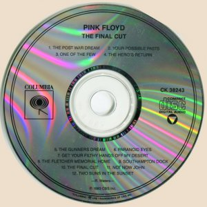 Pink Floyd - The Final Cut (1983)