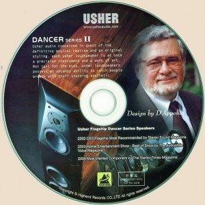 VA - Usher Audio Be There Vol 1 (2004)