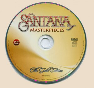 Santana - Masterpieces (2014) [2CD]