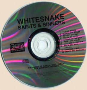Whitesnake - Saints & Sinners (1982)
