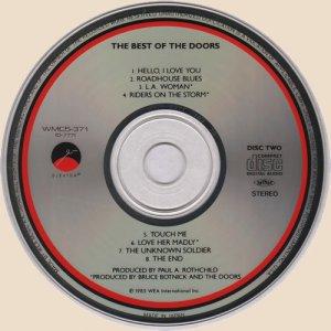 The Doors - The Best Of The Doors (1991)