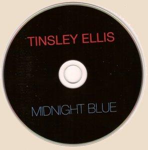 Tinsley Ellis - Midnight Blue (2014)