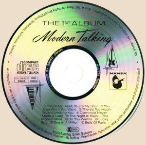 Modern Talking - The 1st Album (1985)
