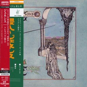 Genesis - Trespass (1970) [Platinum SHM-CD]