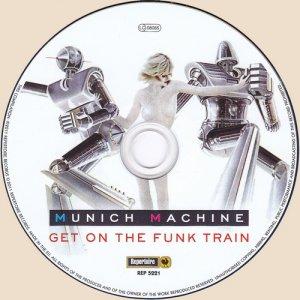 Munich Machine - Get On The Funk Train (1996)