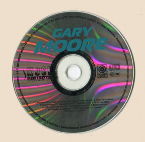 Gary Moore - Music Collection (2001)