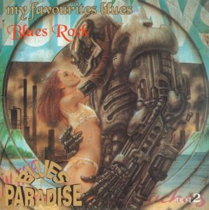 Blues Paradise - Blues Rock Vol 2 (2001)