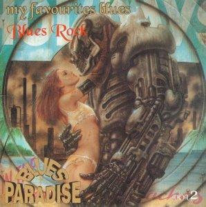 Blues Paradise - Blues Rock Vol 2 (2001)