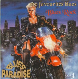 VA - Blues Paradise - Blues Rock Vol.4 (2001)