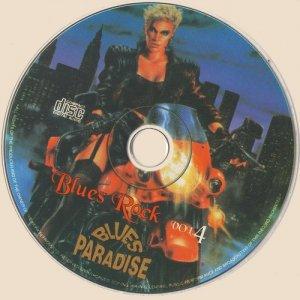 VA - Blues Paradise - Blues Rock Vol.4 (2001)