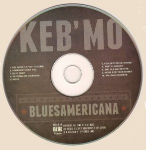 Keb' Mo' - Bluesamericana (2014)