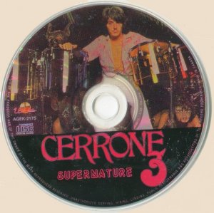 CD-Cerrone 3 - Supernature