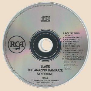 Slade - The Amazing Kamikaze Syndrome (1983)