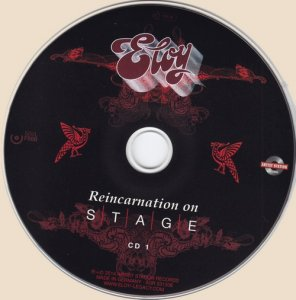 Eloy - Reincarnation On Stage (2014)