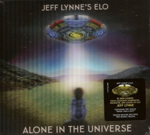 Jeff Lynne's ELO - Alone In The Universe (2015)