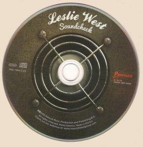 Leslie West - Soundcheck (2015)