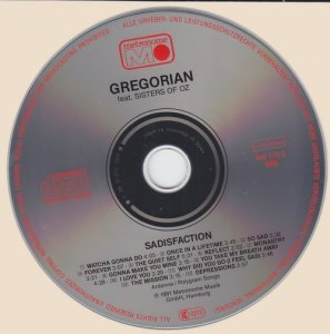 Gregorian - Sadisfaction (1991)