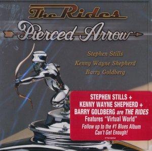 The Rides - Pierced Arrow (2016)